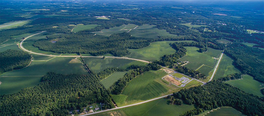 700 Acre NC Certified Industrial Park